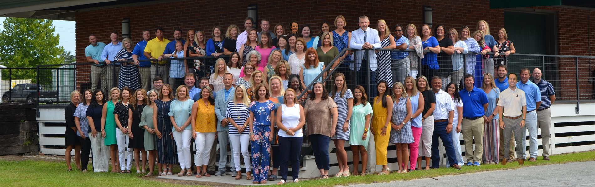 PCMS Faculty 2019-2020