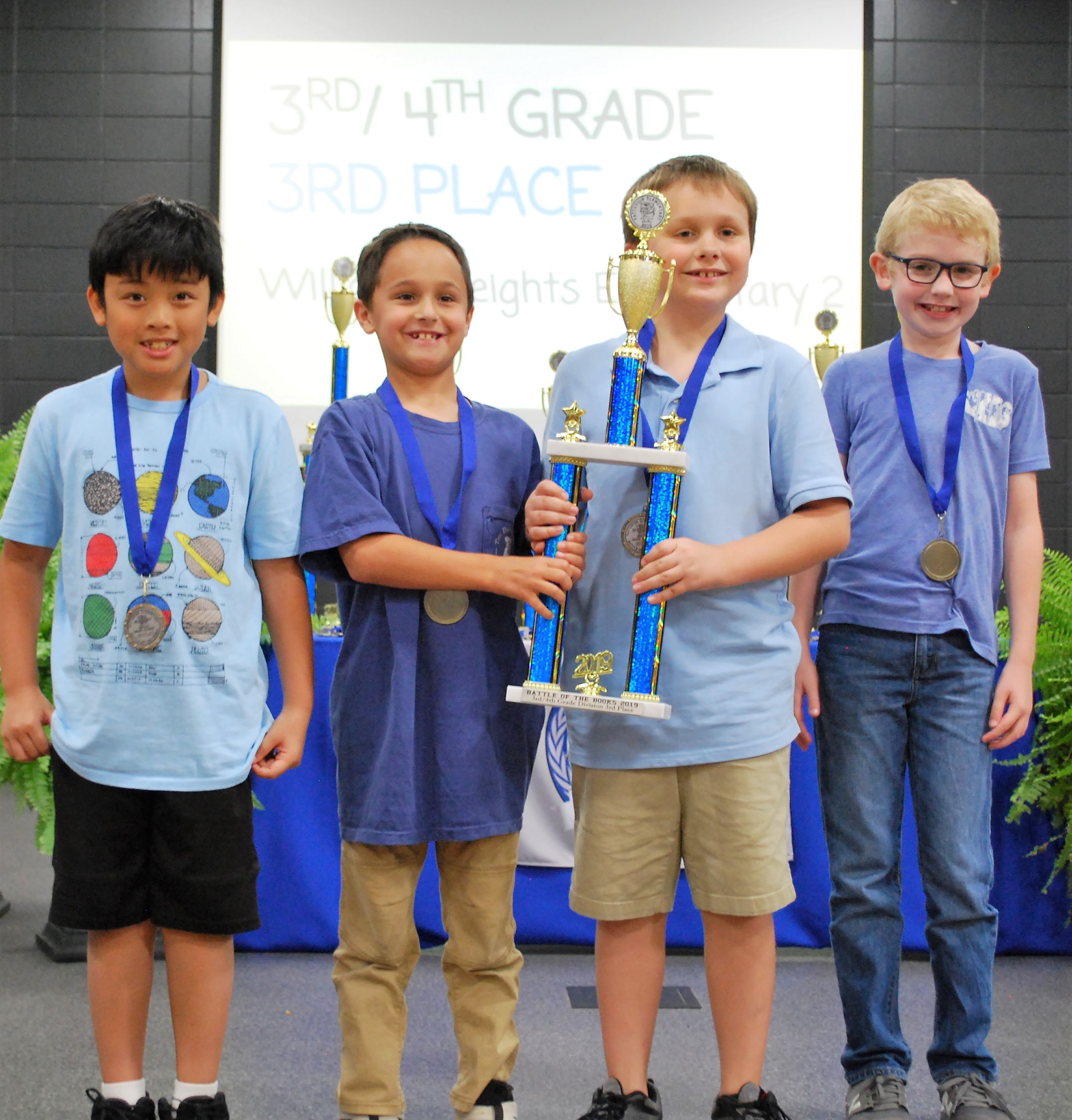 3rd/4th Grade: 3rd Place Wiliam Heights 2