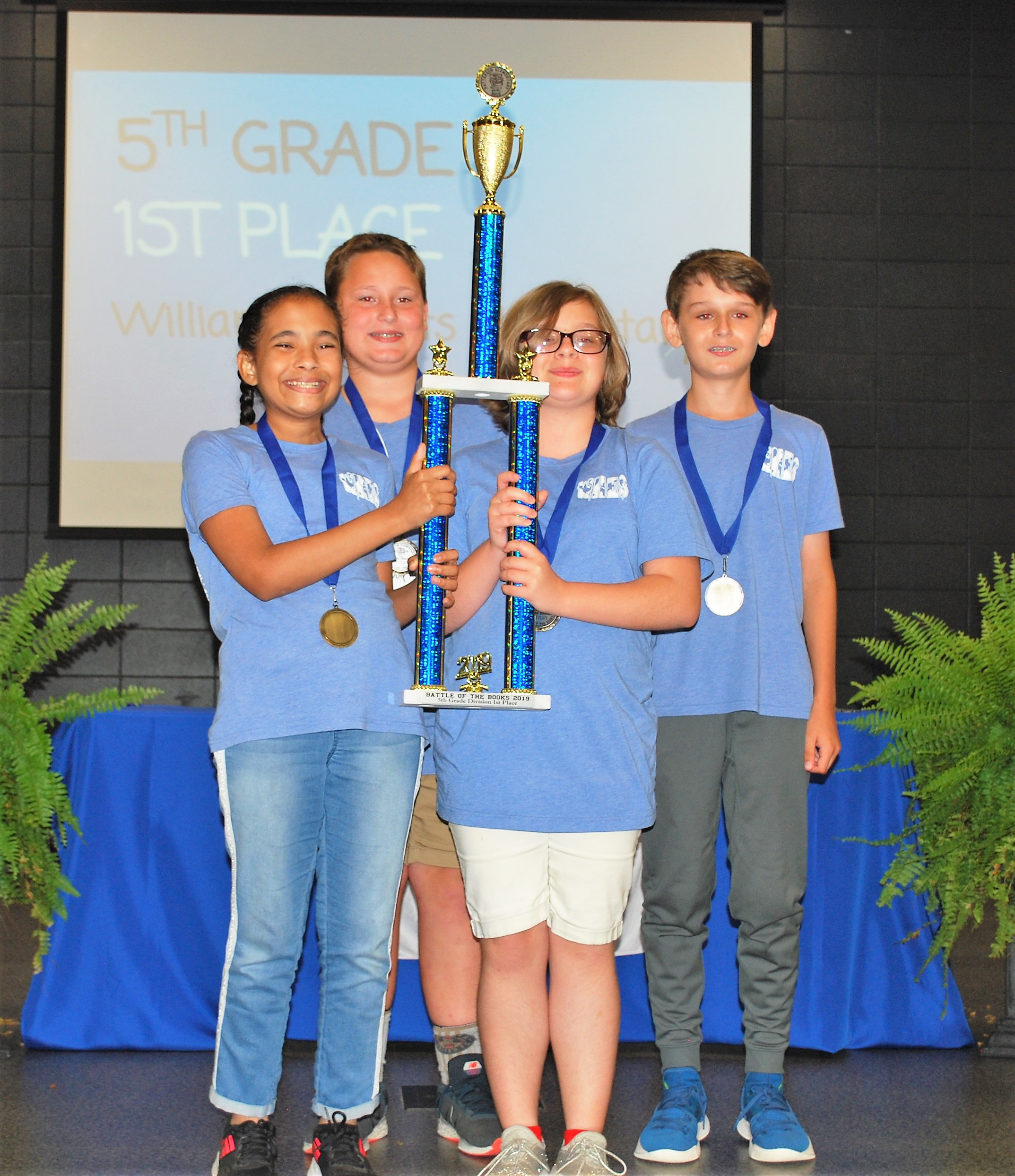 5th Grade 1st Place: William Heights Elementary