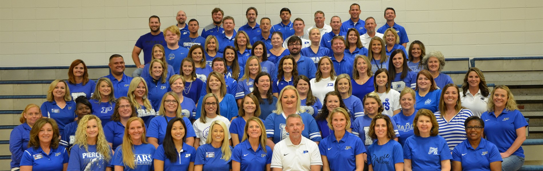 PCMS Faculty 2018-2019